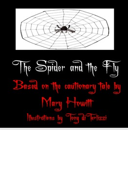 The Spider and the Fly (share for Red Ribbon Week)