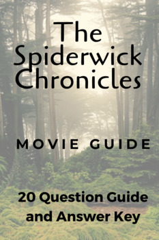 The Spiderwick Chronicles Movie Guide