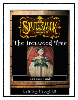 The Spiderwick Chronicles THE IRONWOOD TREE - Discussion Cards