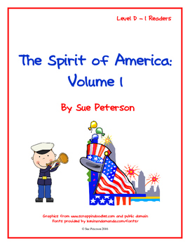 The Spirit of America - Volume 1: Voting, Liberty, and Cit