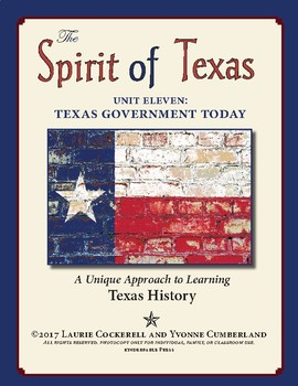 The Spirit of Texas: Texas Government Today