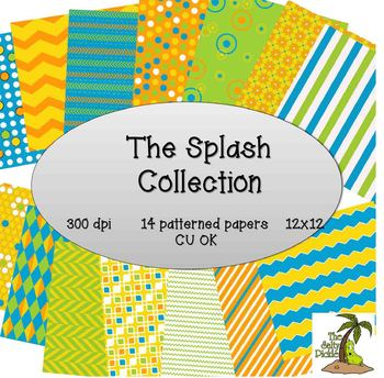 The Splash Paper Collection