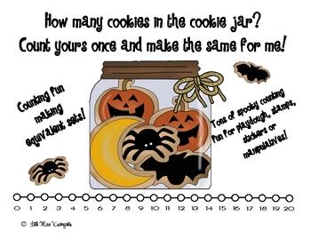 The Spooky Cookie Jar!