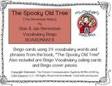 The Spooky Old Tree - BOARDMAKER Bingo