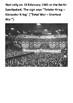 The Sportpalast speech Handout