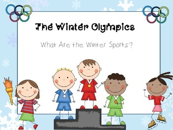The Sports of the Winter Olympics