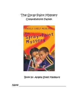 The Spray Paint Mystery Book Study