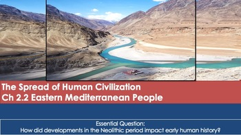 McGraw Hill The Spread of Civilization - Peoples in the Eastern Mediterranean