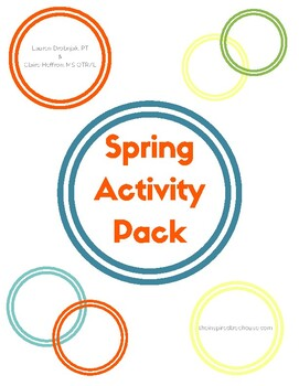 The Spring Activity Pack