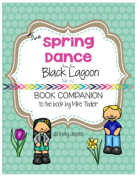 The Spring Dance from the Black Lagoon Book Companion