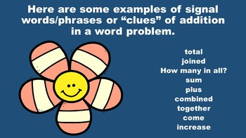 The Spring Problem Solving PowerPoint Game - Double Digit Edition
