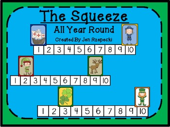 The Squeeze-Year Round Edition!