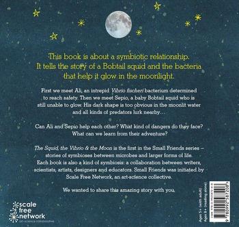 The Squid, the Vibrio & the Moon - Audiobook