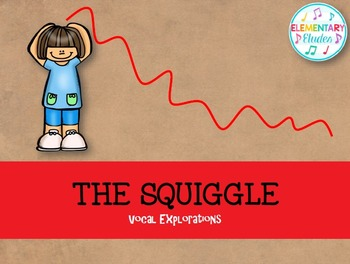 The Squiggle - Vocal Explorations with Children's Literature