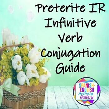 Preterite Tense - IR Infinitive Verb