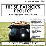 The St. Patrick's Project | A Real Life Math Project for Grades 4-5