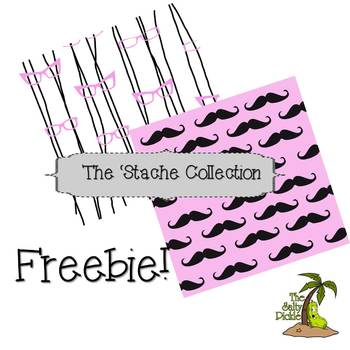 The 'Stache Paper Collection Freebie