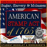 American Revolution: Boston Tea Party   Stamp Act   Molass