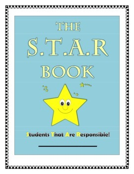 The Star Book: Students That Are Learning