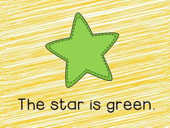 """""""The Star Is"""" Power Reader"""