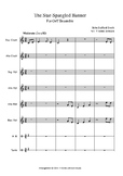The Star Spangled Banner - For Orff Ensemble