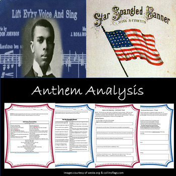 The Star Spangled Banner & Lift Every Voice and Sing