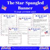 The Star-Spangled Banner printable pack