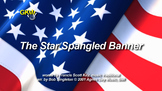The Star Spangled Banner singalong video with lyrics