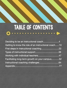 The Instructional Coaching ebook: The Start-Up Guide to Instructional Coaching