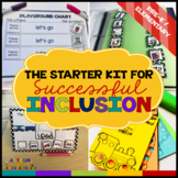 The Starter Kit for SUCCESSFUL Inclusion for Autism and Special Education