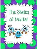 The States of Matter Poster Set