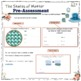 The States of Matter Pre-Assessment and Post-Assessment Quizzes with Answers
