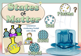 The States of Matter Vocabulary Pocket Foldable for Interactive Notebook