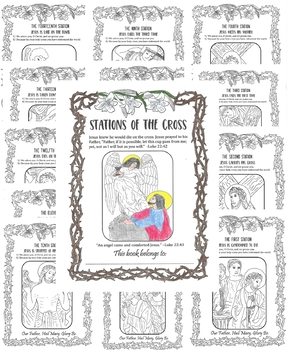 The Stations Of The Cross BUNDLE