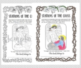 The Stations Of The Cross-Color
