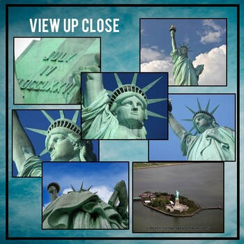 The Statue of Liberty: Historical & Up Close Photos