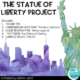 The Statue of Liberty Project: The New Colossus