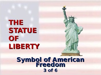 The Statue of Liberty - Symbol of American Freedom