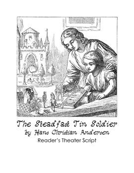 The Steadfast Tin Soldier: Reader's Theater Script