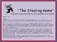 The Stealing Game--long vowel patterns