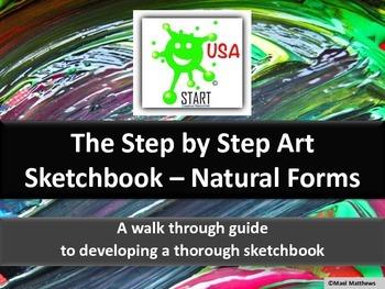 Art Sketchbook Guide