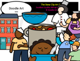 The Stew Clip Art Pack