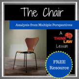 The Chair: Common Core Aligned Critical Thinking Using a R