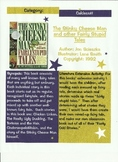 The Stinky Cheese Man and Other Fairly Stupid Tales By: John Scieszka