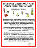 The Stinky Cheese Man and Other Fairly Stupid Tales Vocabulary Bingo