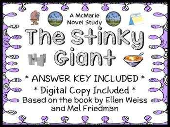 The Stinky Giant (Weiss and Friedman) Novel Study / Comprehension  (18 pages)