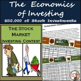 Stock Market Game for Students - Google Drive and MS Excel Versions