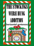 The Stockings Were Hung Addition Fun Packet