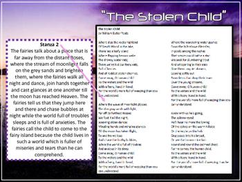 the stolen child yeats