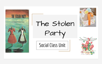 The Stolen Party